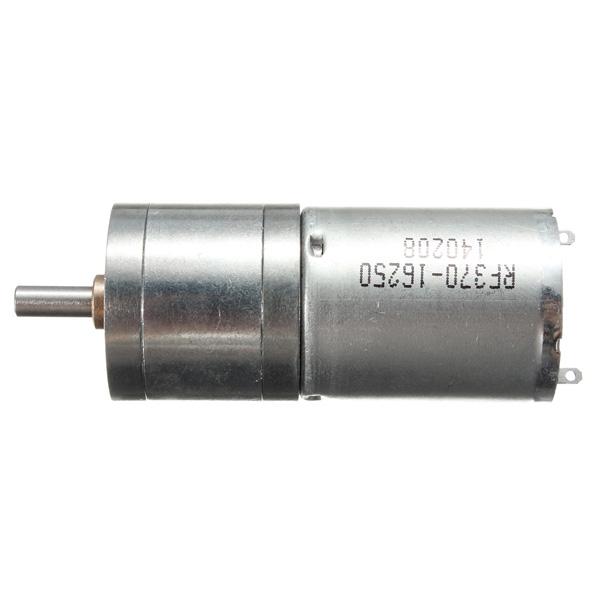 K P 12v Dc 60 Rpm Kraftfullt Vridmoment Micro Hastighet