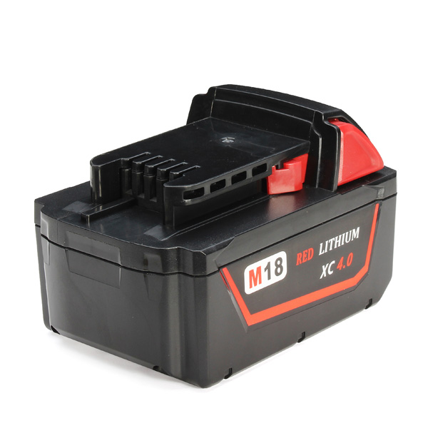 Buy 18v Xc Red Lithium Li Ion Fuel Battery 4 0ah For