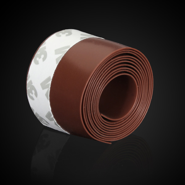 Buy 1m Window Silicone Rubber Sealing Sticker Seal Strip