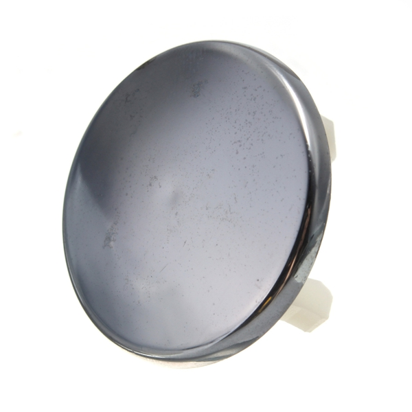 Buy Bathroom Sink Basin Chrome Trim Overflow Hole Round