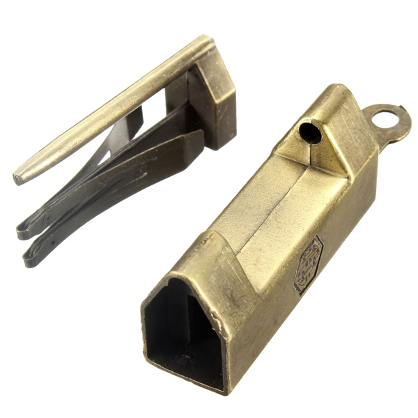 Antique style asian keys