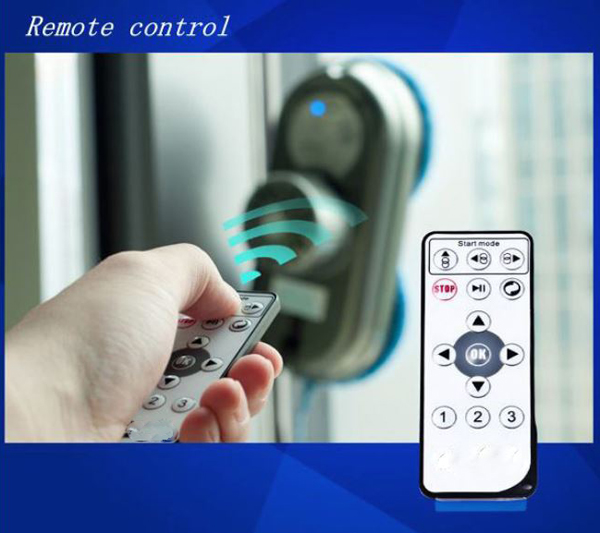 Buy Intelligent Window Wall Glass Cleaning Robot Cleaner
