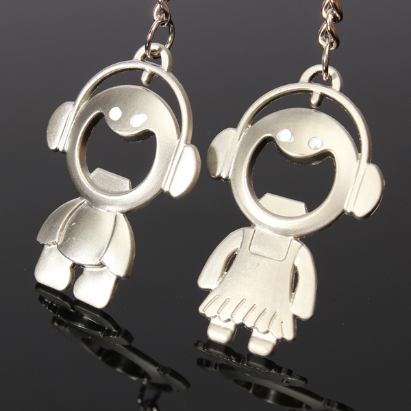 Wedding Ring On Chain Boy Or Girl: Buy Music Baby Boy And Girl Couple Sign Bottle Opener Key