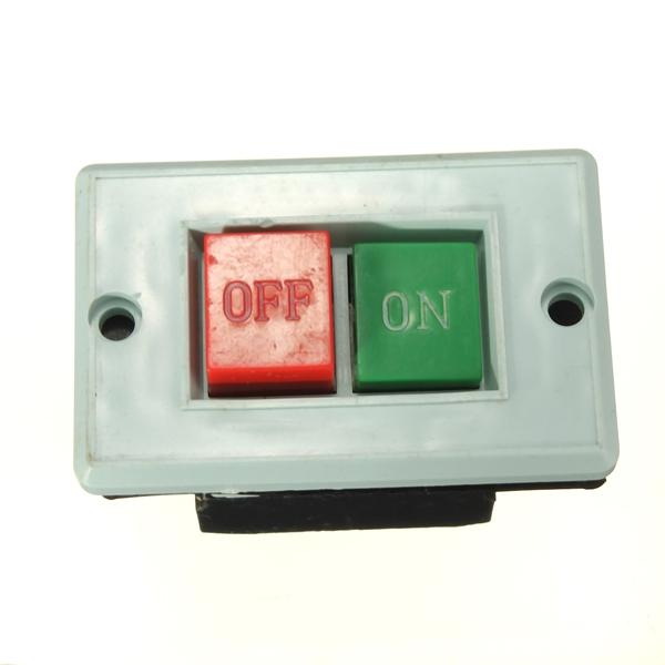 on machine switch