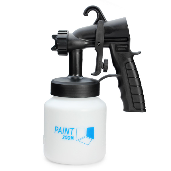 What Paint Do I Use In Electric Spray Gun