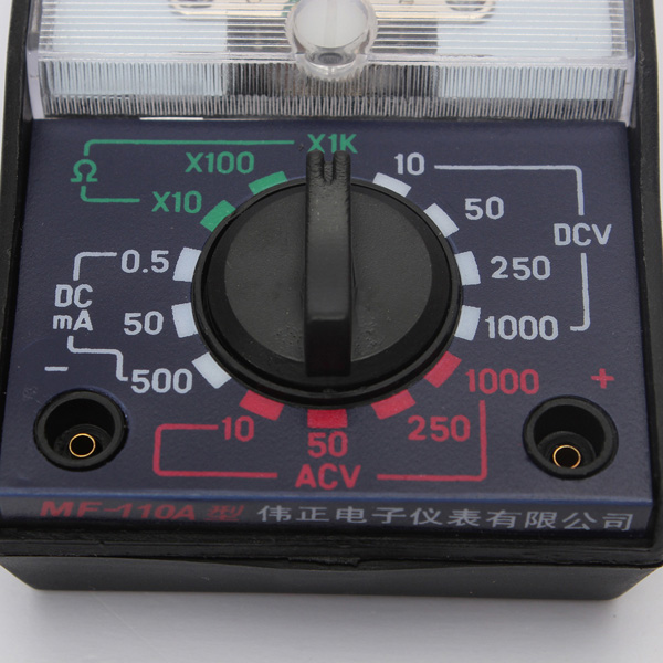 Simpson Electric Ac High Voltage Probe : Buy mf a electric ac dc ohm voltmeter ammeter analog