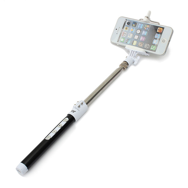 buy dispho bluetooth remote monopod tripod selfie stick for iphone samsung smart phone. Black Bedroom Furniture Sets. Home Design Ideas