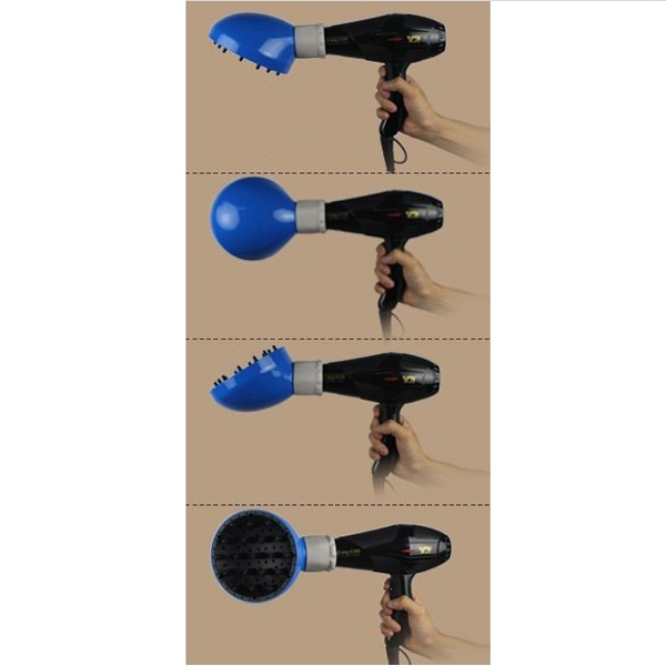 Buy Rotating Hairdressing Salon Tool Blow Diffuser Hair