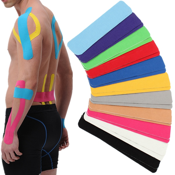 buy kinesiology sports tape muscle bandage pain relief strain injury support