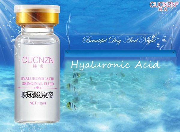 how to use pure hyaluronic acid on face