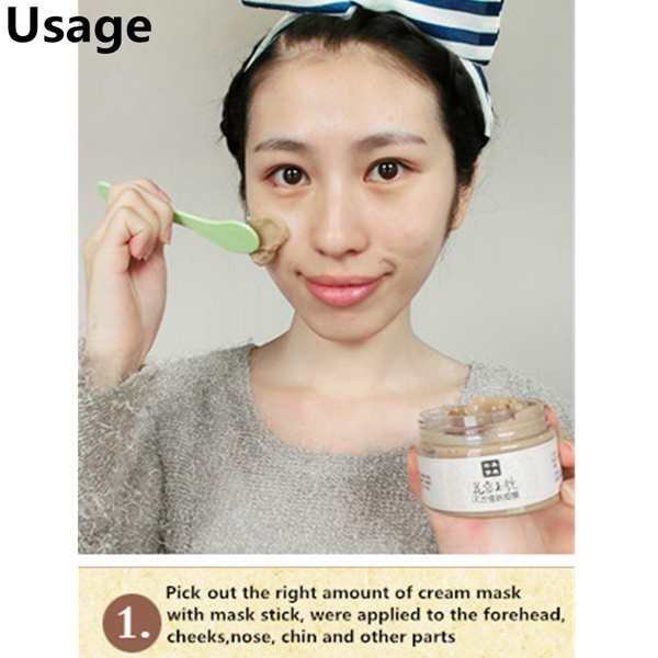 k p kinesisk medicin herbal ansiktsmask anti akne scar borttagning blekning. Black Bedroom Furniture Sets. Home Design Ideas