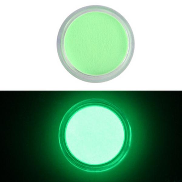 how to make glow in the dark acrylic powder