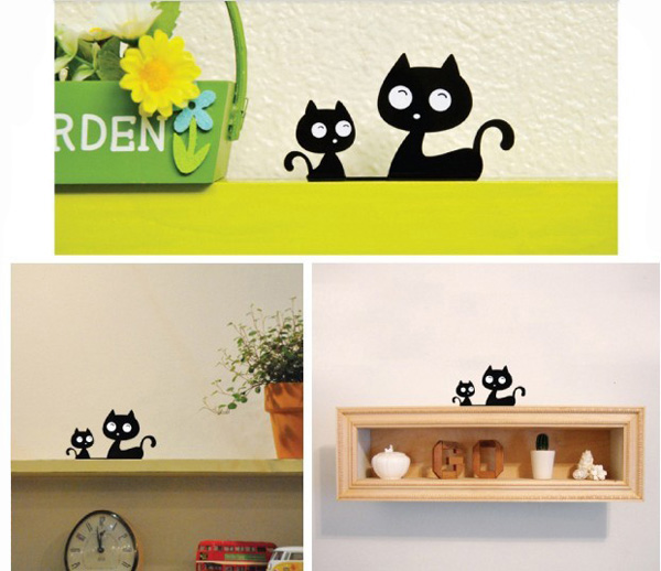 Buy Cute Cat Owl Creative Decoration Home Furnishing
