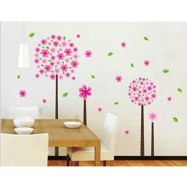 Room And Bedroom Removable PVC Wall Sticker