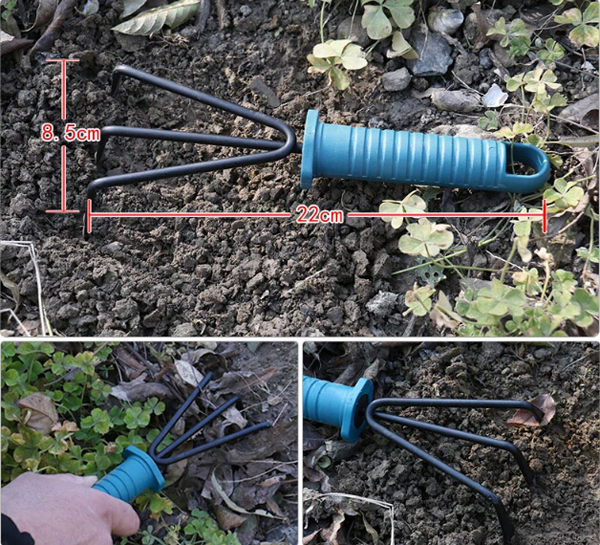 K p 5st tr dg rds blomma v xt toolbox suit set for Gardening tools description
