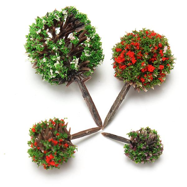 ... Flower Tre potteplante Hage Decor På nett!  BazaarGadgets.com