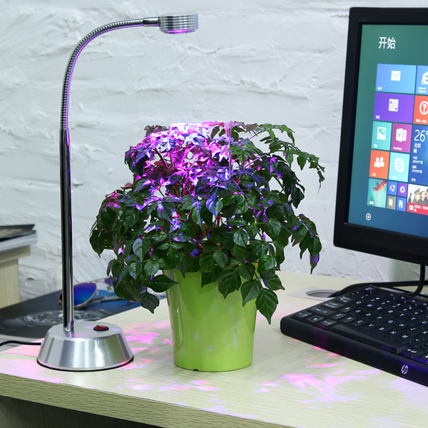 Usb led plant grow light indoor off end 11 2 2017 10 15 pm for Indoor gardening gadgets