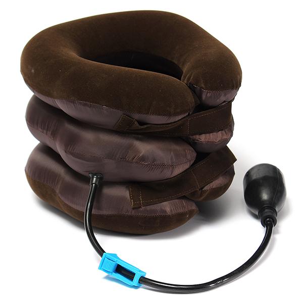 Buy Air Cushion Neck Cervical Traction Shoulder Support