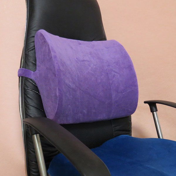 Memory Office Chair Cushion Lumbar Back Pillow