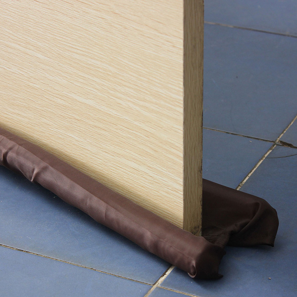 Buy 85cm Twin Draft Guard Door Window Air Dust Stopper