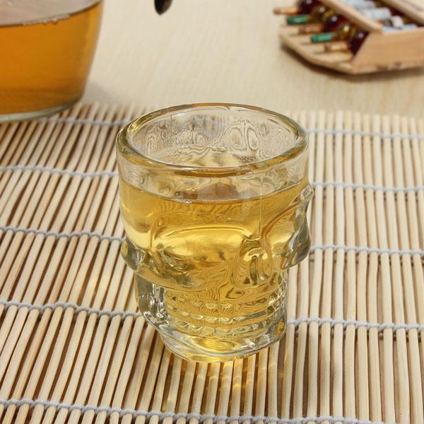 Where Can I Buy Glass Skull Drinking Glasses