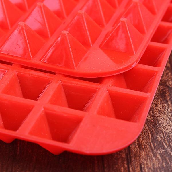 K 246 P Icke Stick Micro Silikon Bakning Mat Pyramid