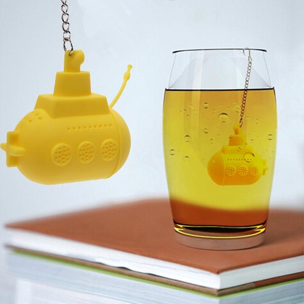 Buy Tea Sub Yellow Submarine Tea Infuser The Beatles | BazaarGadgets.com