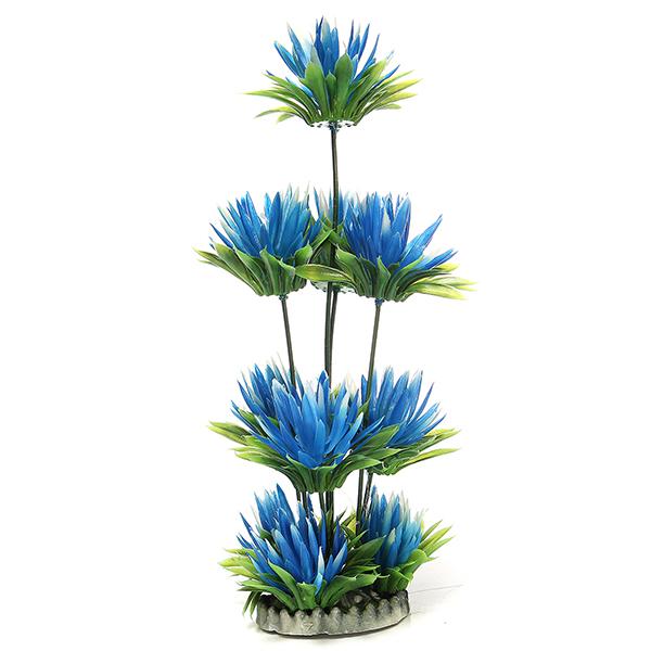 Buy Aquarium Fish Tank Artificial Water Plants Grass Ornament
