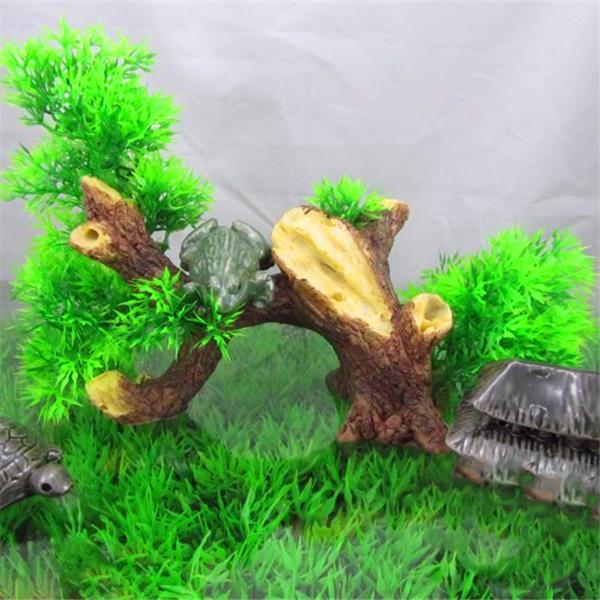 Buy bonsai tree fish tank aquarium decoration fish tank for Fish in a tree summary