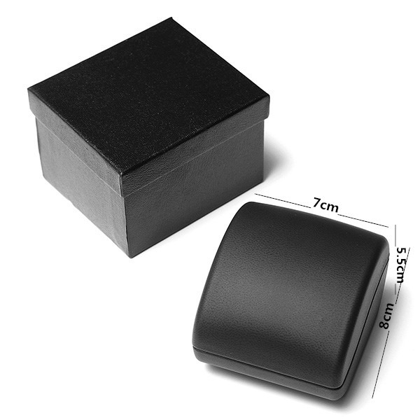 Leather Ring Jewelry Gift Box Australia