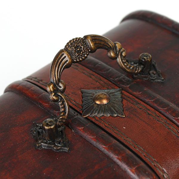 Buy Vintage Wooden Jewelry Box Antique Storage Organizer