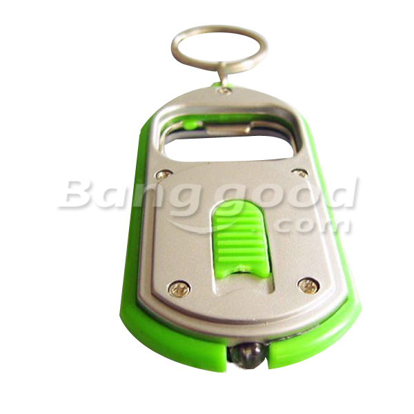 buy bottle opener small dual use flashlight key chain hanging buckle. Black Bedroom Furniture Sets. Home Design Ideas