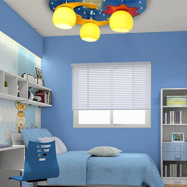 buy blue moon star cartoon bedroom led ceiling lights
