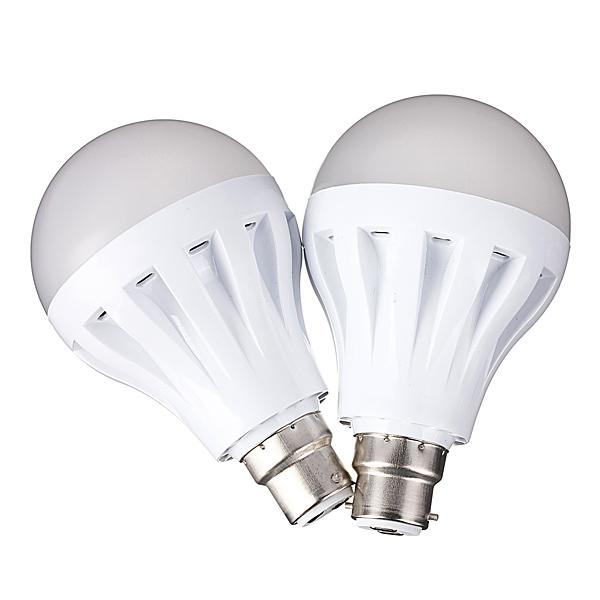 Buy 10x B22 9w 30led 3014 Smd Globe Bulb Light Lamp Warm