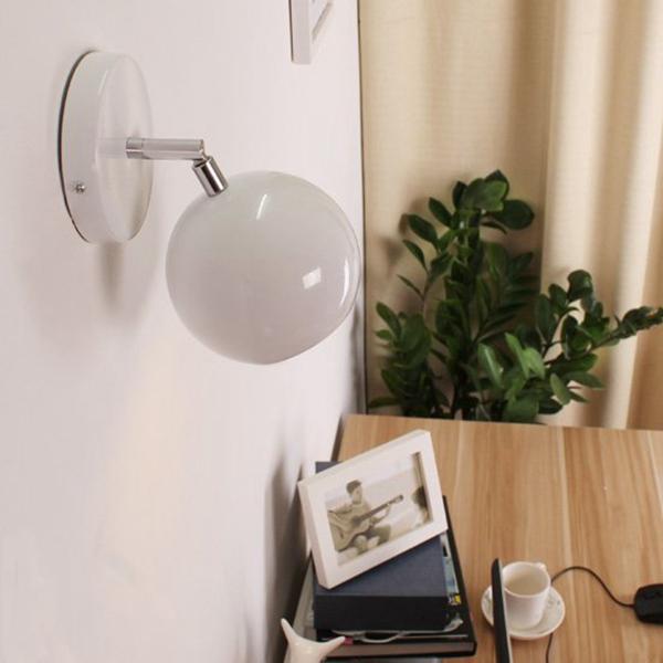 K b moderne justerbar v glampe spotlys sengelampe study for Modern living room gadgets