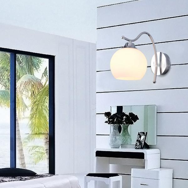 Kob Moderne Enkel Rund V u00e6glampe for Sovev u00e6relse Stue Corridor BazaarGadgets com