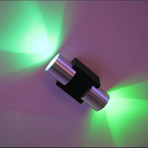 Modern Up And Down Wall Lights : Buy Modern Up And Down LED Wall Light Bedside Light Effect Spot Light BazaarGadgets.com