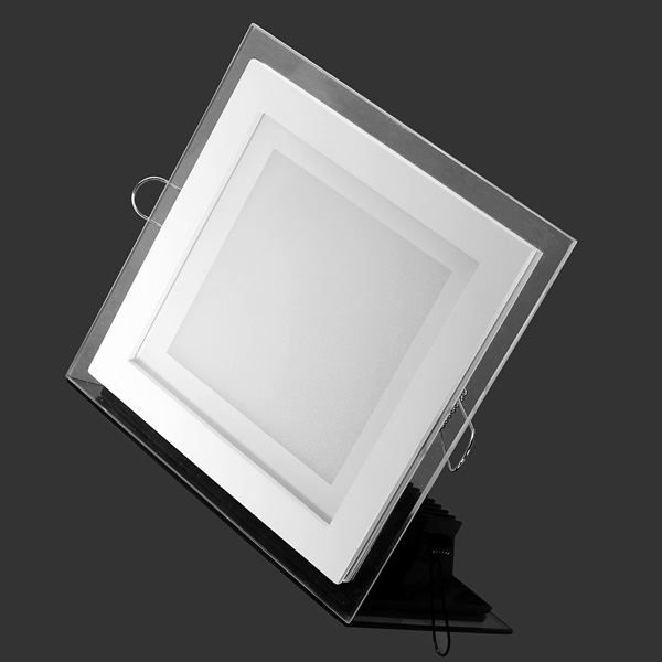 Buy 12w Ultrathin Square Acrylic Recessed Led Ceiling