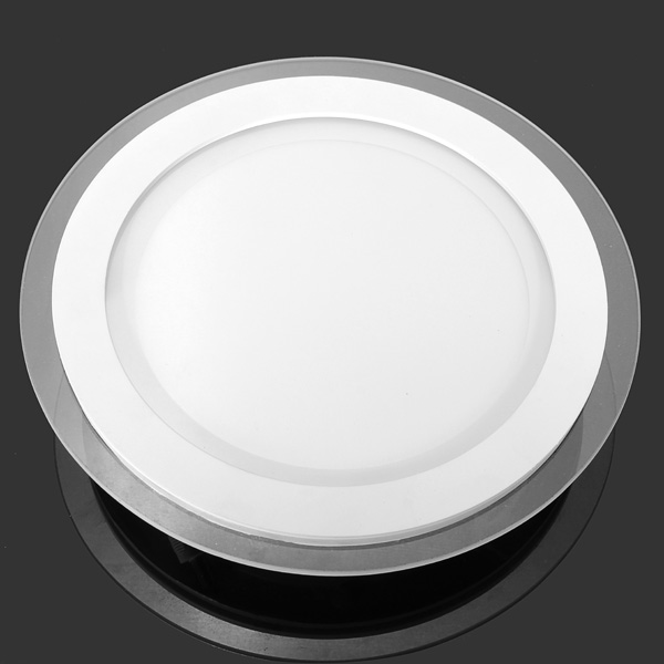 Buy 15w Ultrathin Round Acrylic Recessed Led Ceiling Panel