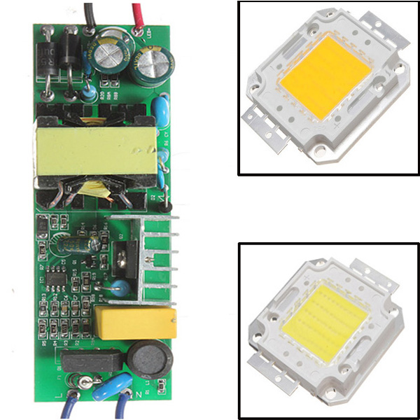 50w Led Driver Power Supply: Buy 50W LED Driver Power Supply Constant Current For Flood