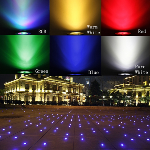 Buy 5w Led Waterproof Outdoor In Ground Garden Path Flood