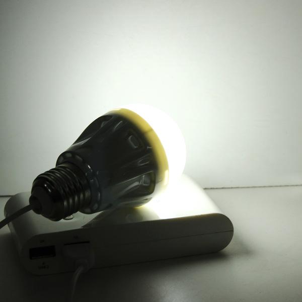 Buy Dc 5v 5w Usb Powered Flexible Bulb Type Led Lamp For