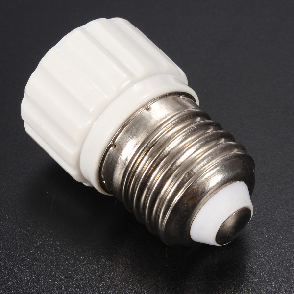 Buy E27 To Gu10 Base Screw Led Light Bulb Lamp Adapter