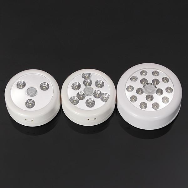 buy led pir infrared auto motion sensor detector wireless. Black Bedroom Furniture Sets. Home Design Ideas