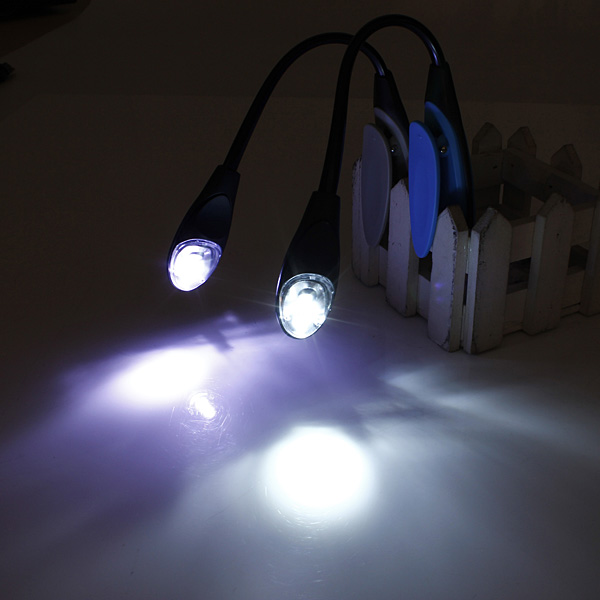 Buy Mini Flexible Clip On Bright Booklight Led Travel Book