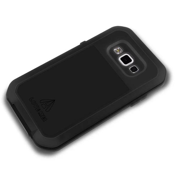 Buy Waterproof Shockproof Dustproof Metal Case Cover For