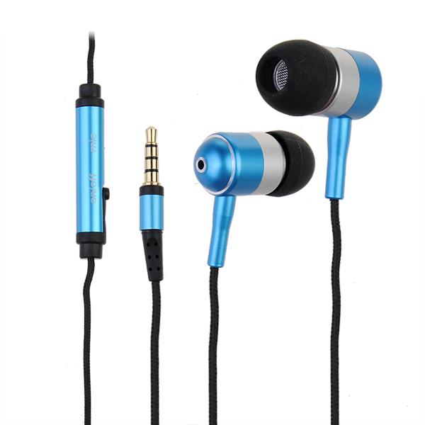 acheter 1 2m zipper ecouteur avec micro pour t l phone portable mp3 mp4. Black Bedroom Furniture Sets. Home Design Ideas