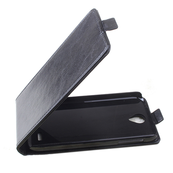 Kop Flip PU Lader Skydds Skydd Fodral For Lenovo A850