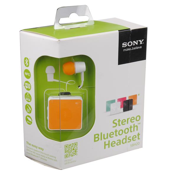 sony wireless bluetooth headset manual