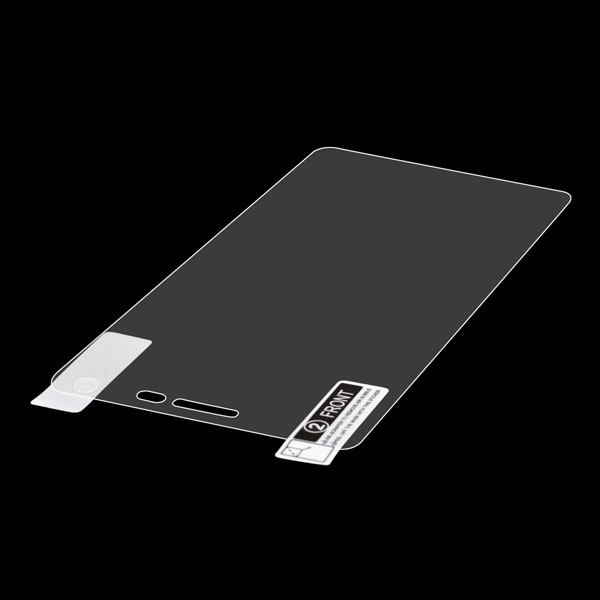 how to clean sticky screen protector